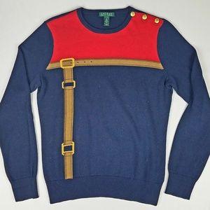 Women's Ralph Lauren Long Sleeve Sweater